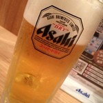 春樹 - 生ビール