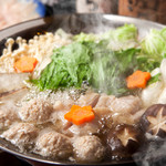 九四八 - 鶏ちゃんこ鍋