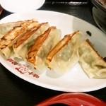 味千ラーメン - 餃子