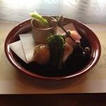 露瑚 - 前菜