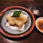 中華料理 忠実堂 - 白身魚のチャイナフリット