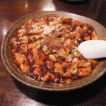 中華料理 忠実堂 - 麻婆豆腐