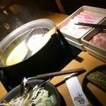 しゃぶしゃぶ温野菜 - 料理写真:温野菜 所沢