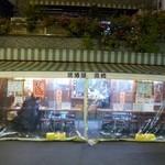 Takahashi - 2013.02 この通りのお店は大体こんな感じの外観ではやってるかどうかは一目でわかります。