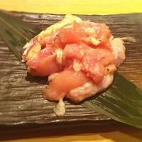 炭火鶏焼肉 しんざん - 料理写真