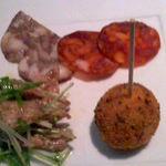 パラッツォ アドリアーノ - 前菜