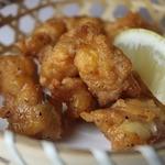 まる竹 - 「なんこつの唐揚げ」とまらない美味しさ