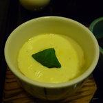 慶喜 - ☆茶碗蒸しはチーズ&オリーブオイルでなんだかイタリアン(^^ゞ☆