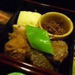 慶喜 - ☆ミニミニお惣菜ですね☆