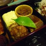 慶喜 - ☆ランチ…同じミニミニお惣菜な感じです☆