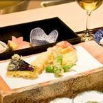 天ぷら季節料理 白雲 まこと - 料理写真: