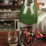 17331217 - 亀 純米大吟醸 3年古酒 初亀醸造 静岡県 1380円/90mlグラス