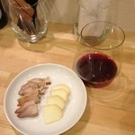 フリッツケイ - フリッツケイの料理とワイン(13.01)