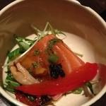 神戸創作Dining 縁 - サーモンのいろいろ