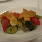 17332376 - 野菜のピクルス 600円