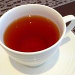 レストラン ビブ - 食後の紅茶