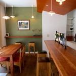 レストラン ビブ - BAR&食堂スペースもあります