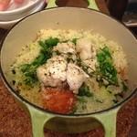 17334624 - 鶏胸肉と野菜のココット