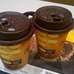 マクドナルド - コーヒー