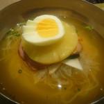 焼肉香蘭 - 冷麺