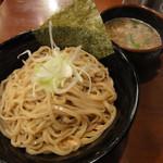 なにわ製麺 誉商店 - つけそば並盛(太麺)