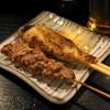 もつ焼き 涌谷 - 料理写真:2013.2 なんこつ(220円)、涌谷焼(250円)