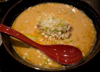 高崎はた山 - 担担麺