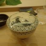鮨 生粋 - 鯛の潮汁