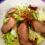 17338767 -  『広島つけ麺 並』 の麺