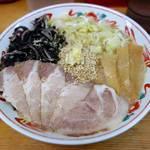 ラーメン・餃子 大勝 - 2013年2月アップ ムラサキ750円
