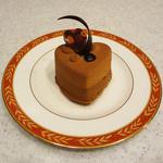 パティスリー タダシ ヤナギ - デリス:キャラメル風味の