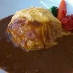 天狗山メインレストラン - オムハヤシ