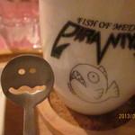 ぴらにやカフェ - あわわ・・・ピラニアに食べられちゃう~