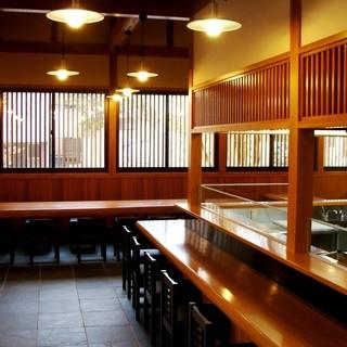 良質な空間で極上のらぁ麺を食べて頂きたい!