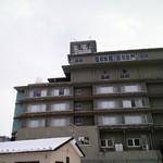 ホテル亀屋 - 外観