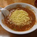 味信 - 特製タンタン麺 辛さB 800円