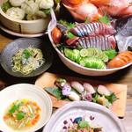 東風 - 季節の旬の食材をとくと御堪能して下さい