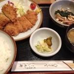17345685 - 日替わり定食(780円)
