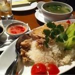 アジアンパーム - シンガポールチキンライス