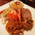 中国料理 青冥 - 前菜盛り合わせ