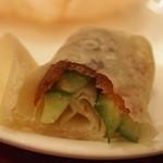 中国料理 青冥 - 北京ダック