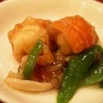 中国料理 青冥 - 伊勢海老の生姜煮込み
