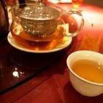 中国料理 青冥 - ジャスミン茶