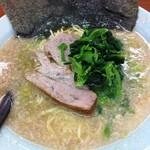 ラーメンショップ - ラーメン(麺固め アブラ多め)500円 2012年3月