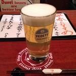 17349629 - ベルギー生ビール ヴェデット(白ビール)