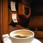 17351281 - ケーキセットのコーヒー