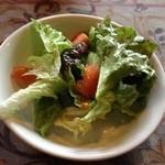 カーポダンノ - 料理写真:サラダ
