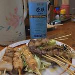 こばやし - 料理写真:焼き鳥