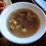 糀家 - 梅の味スープ