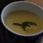 和膳 松たに - 茶碗蒸し
